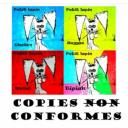 [Paris-Cayenne] Copies (non) conformes