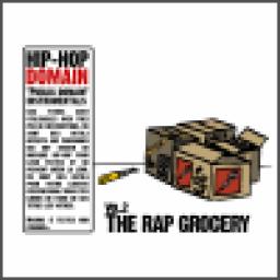 [Hiphop domain] Hiphop domain vol 2 : the rap grocery