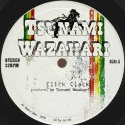 [Tsunami Wazahari] Click Clack EP [ADRCOM32]