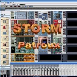 [Patroux] Fabuleux storm
