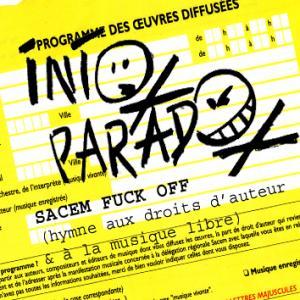 [Intox Paradox] SACEM FUCK OFF (Hymne aux droits d'auteur & à la musique libre)