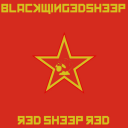 [blackwingedsheep] red sheep red