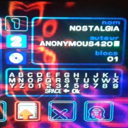 [Anonymous420] Nostalgia