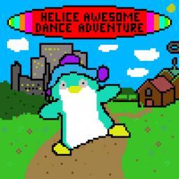 [Komiku] Helice Awesome Dance Adventure !!
